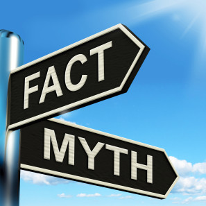 Fact Myth Signpost Means Correct Or Incorrect Information
